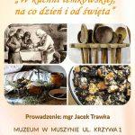 [Muszyna]: W kuchni łemkowskiej na co dzień i od święta