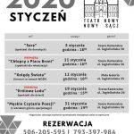 Repertuar Teatru Nowego – styczeń 2020 r.