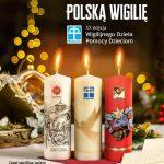 Świeca która tworzy Polską Wigilię