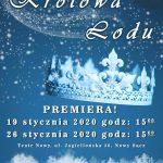 Królowa Lodu – spektakl dla dzieci