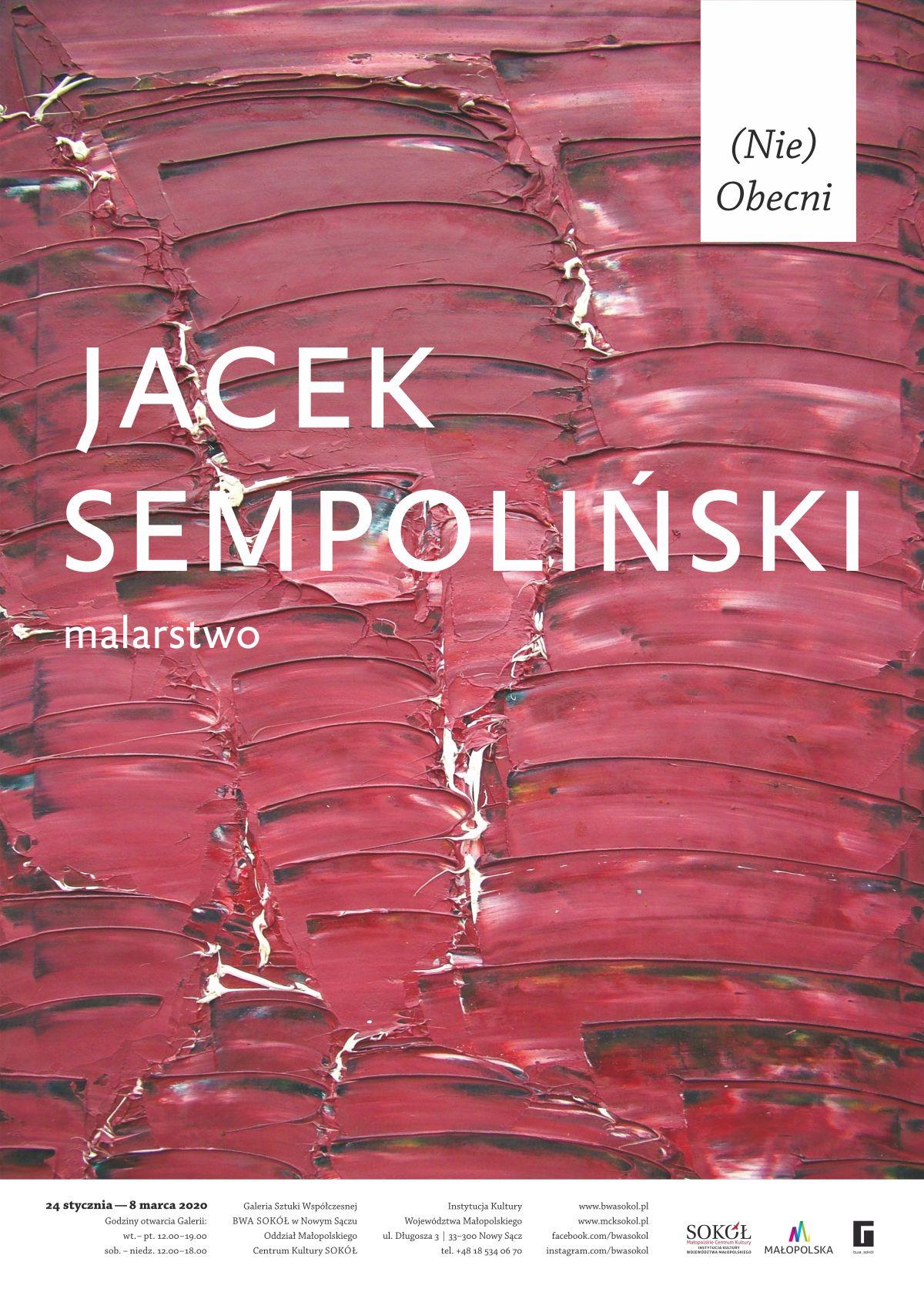 Wystawa Jacka Sempolińskiego
