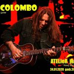 Koncert w Jazz Club Atelier: Joe Colombo