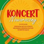 Koncert Noworoczny w MOK