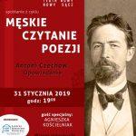 Męskie czytanie poezji: Antoni Czechow