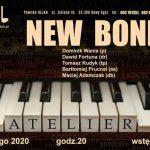 Koncert w Jazz Club Atelier: New Bone
