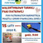 [Piwniczna Zdrój]: Turniej Piłki Siatkowej