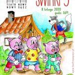 Spektakl dla Dzieci: Świnki 3