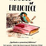 Wróbel w Bibliotece