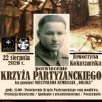"""[Jaworzyna Kokuszczańska]: Ku pamięci Mieczysława Rembiasza """"Orlika"""""""