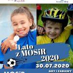[Tylicz]: Lato z MOSiR 2020 – gry i zabawy
