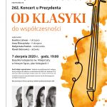 262. Koncert u Prezydenta