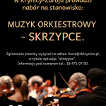 [Krynica – Zdrój]: Nabór do orkiestry