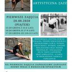 [Łososina Dolna]: Gimnastyka artystyczna/Jazz – zajęcia dla dzieci