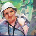 Autoportret wewnętrzny, autorka: Teresa Rogoń