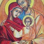 Święta Rodzina, autorka: Teresa Rogoń