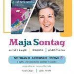 Spotkanie online z Mają Sontag