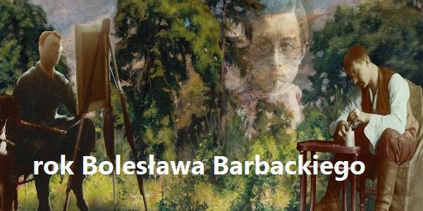 slajder na rok Bolesława Barbackiego