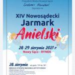 Plakat XIV Nowosądecki Jarmark Anielski